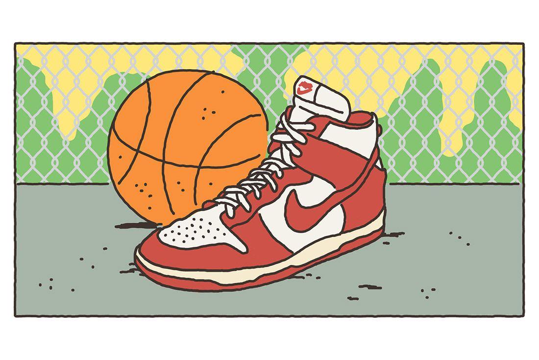 15 Th Annuversary Visual History Nike Sb Dunk 14
