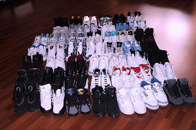 Ericka Female Air Jordan Collector 27 1