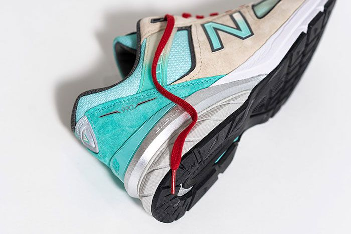 Ycmc New Balance 990V5 Big Checks And No Stress Release Date 2 Official