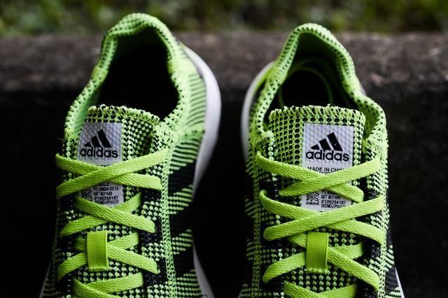 Adidas Element Refine Js Lime 3