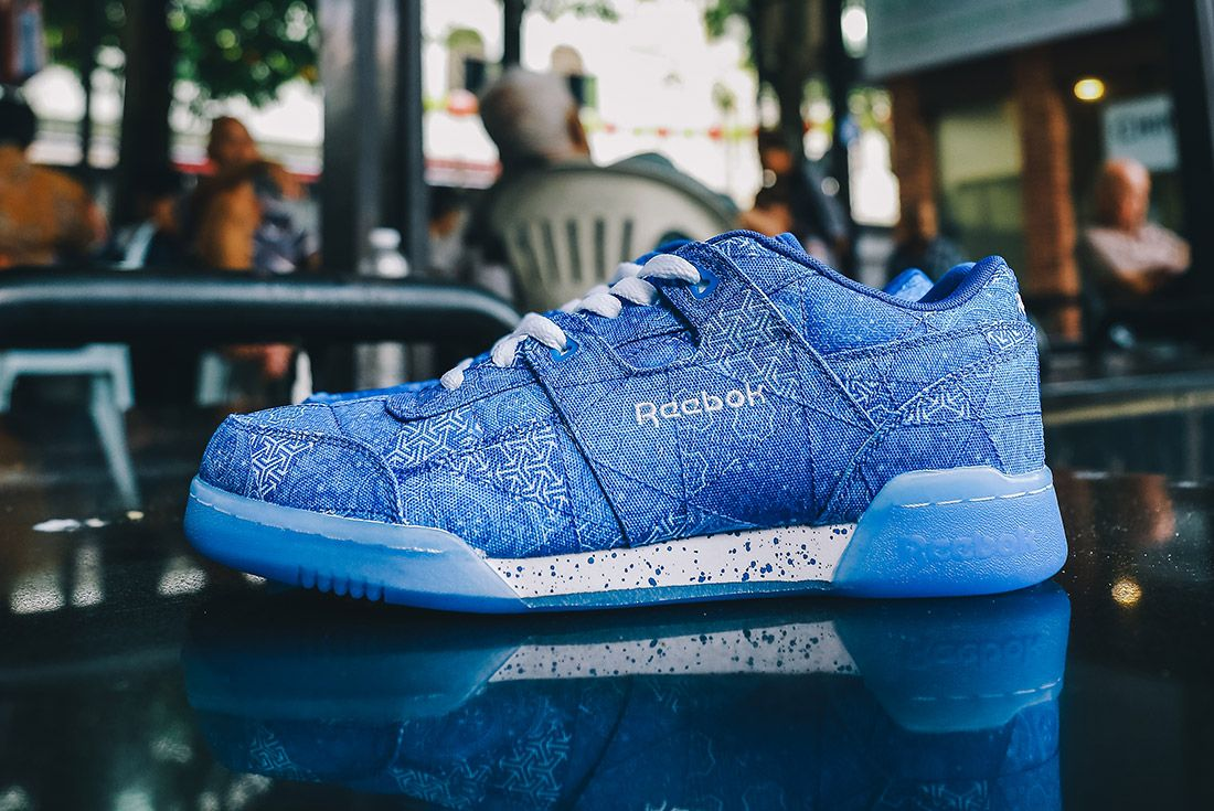 Limited Edt X Reebok Workout Lo Sneaker Freaker 8