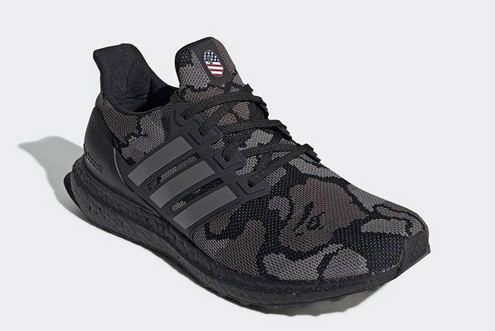 Bape X Adidas Ultraboost Official Pics Sneaker Freaker5