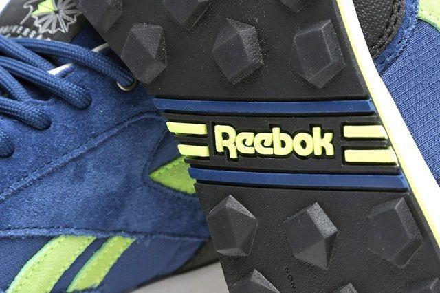 Reebok Classic Trail Blue Black Yellow 5