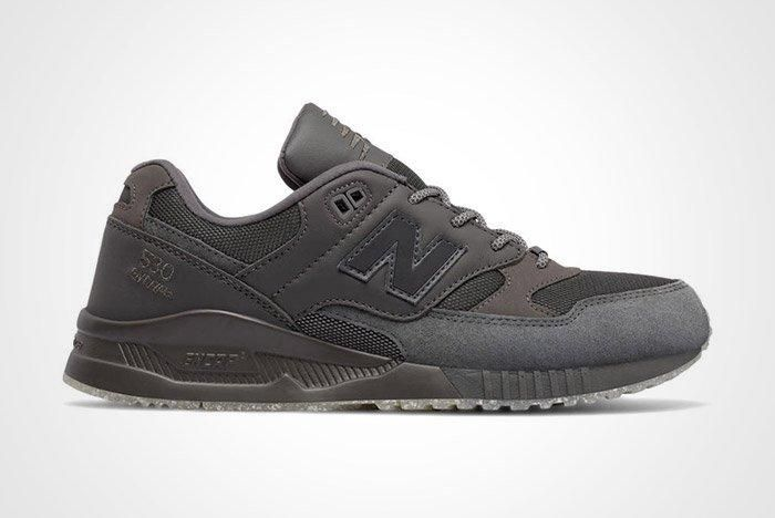 New Balance 530 Grey Reflective Thumb