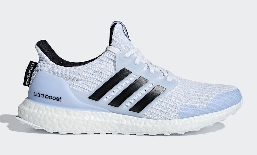 Adidas Ultra Boost Game Of Thrones White Walkers Ee3708 Release Date
