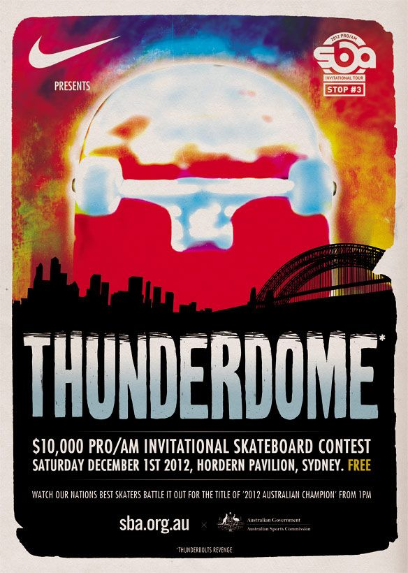 Thunderdome2012 Posterv2 Large 1