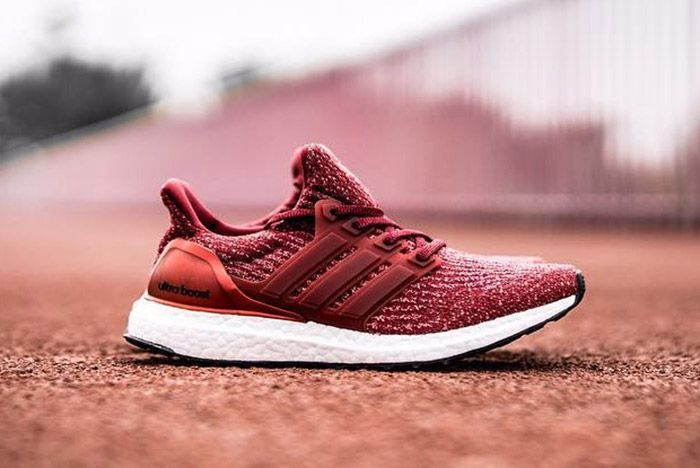 Adidas Ultra Boost 3 All Red 6