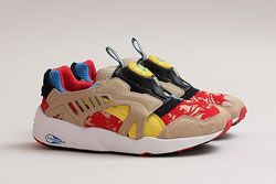 Puma Disc Blaze Tropical Redcurds Wheyyellow Dp