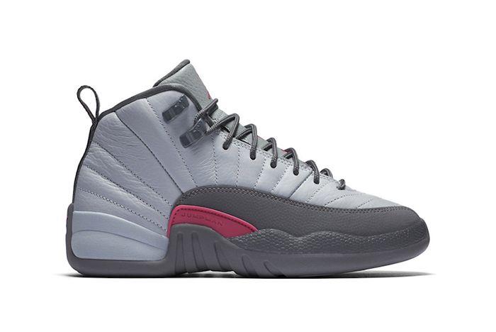 Air Jordan 12 Vivid Pink 1
