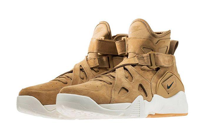 Nike Air Unlimited Wheat 3