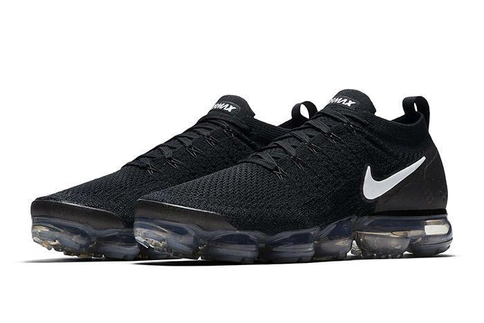 Nike Air Vapormax 2 Black 7