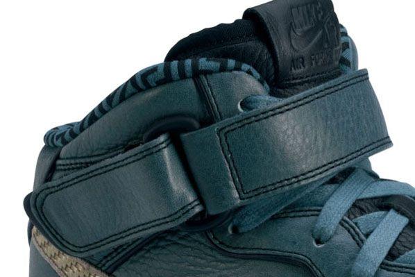 Nike Air Force 1 China Mid Tongue