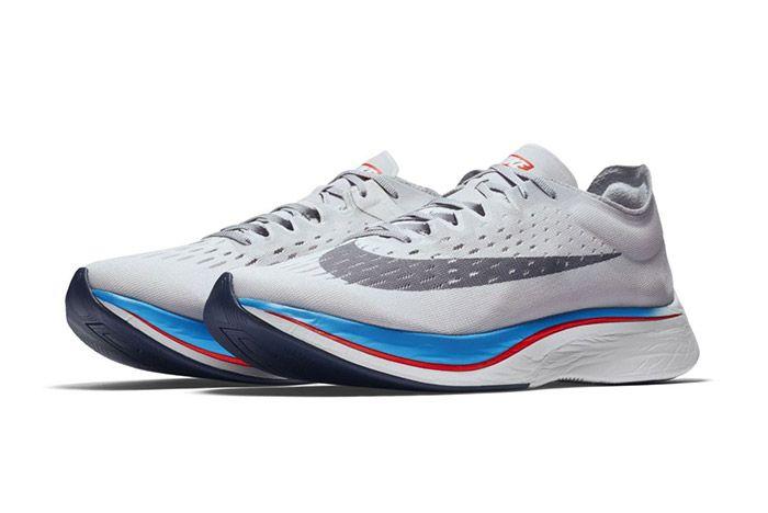 Nike Vaporfly 4 Grey