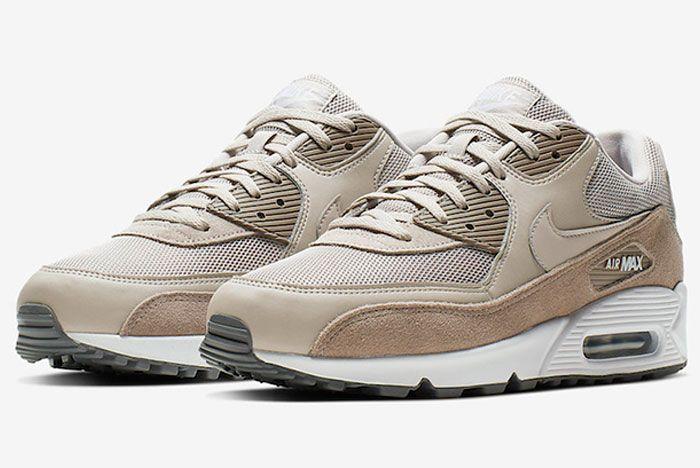 Nike Air Max 90 Sepia Stone Toe