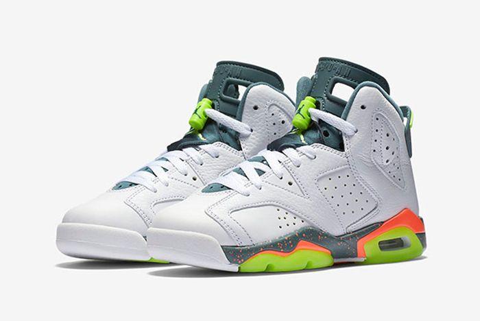 Air Jordan 6 Gs Hasta2