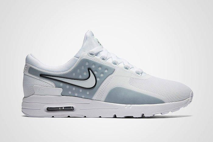 Nike Air Max Zero White Grey Thumb