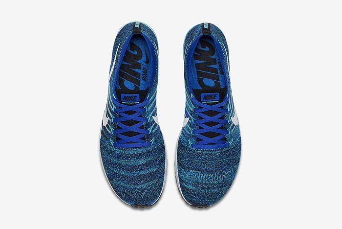 Nike Zoom Flyknit Streak Game Royal Blue 4