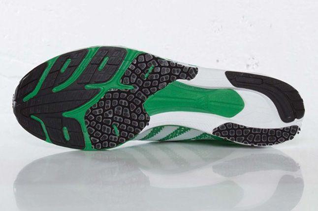 Adidas Primeknit Olympics Prime Green Sole 1