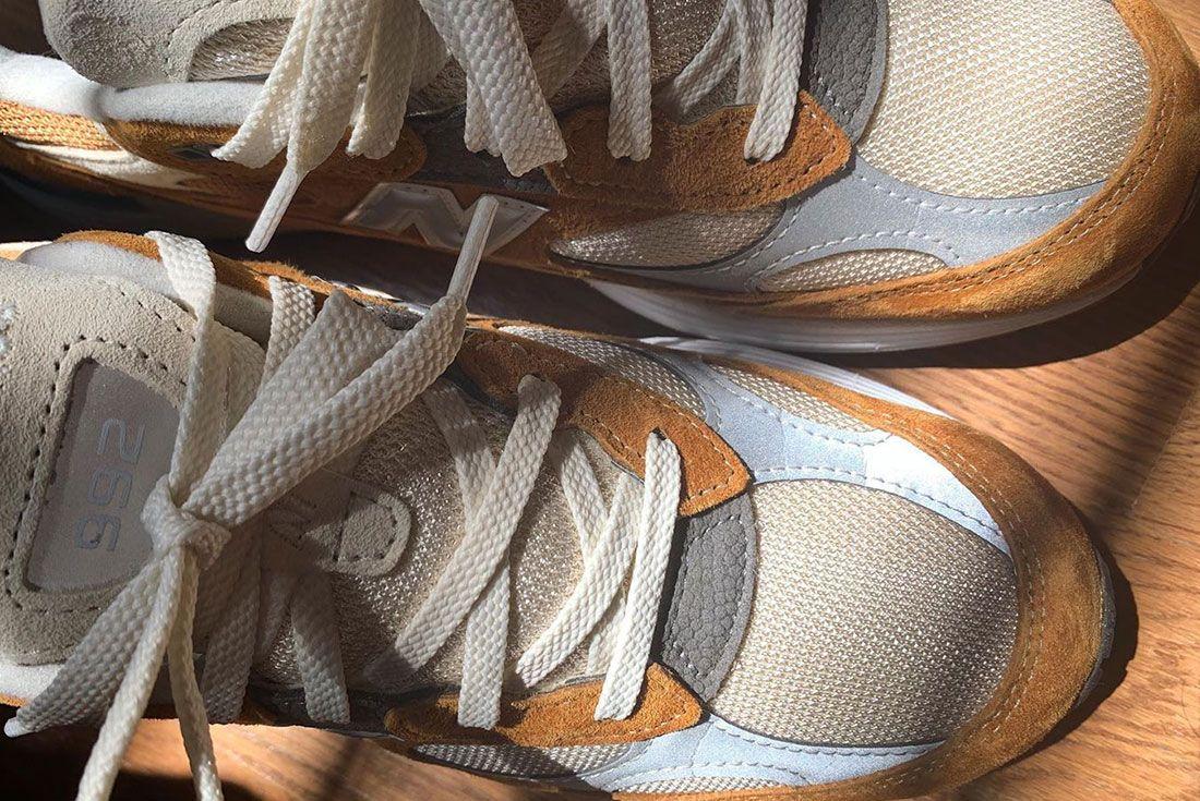 Packer Shoes New Balance 992 Teaser
