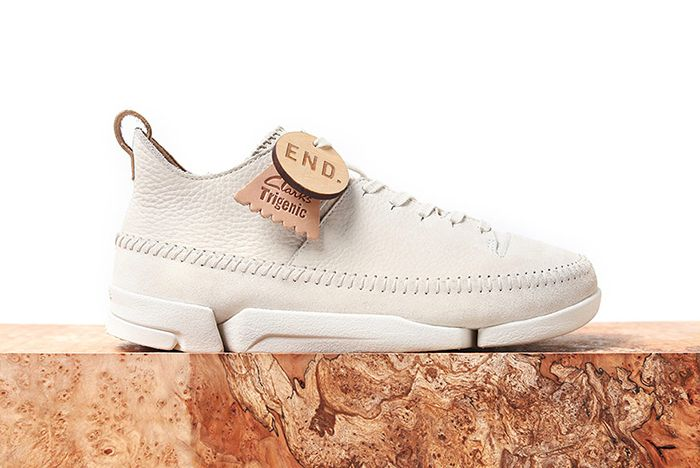 End X Clarks Originals Trigenic Flex Maple8