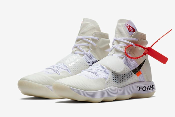 Virgil Abloh X Nike The Ten Sneaker Freaker 5