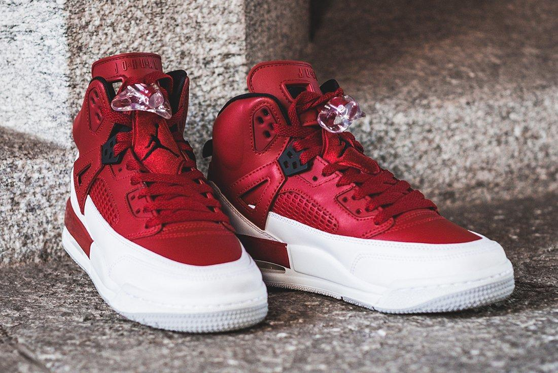 Jordan Spizike Gym Red 1