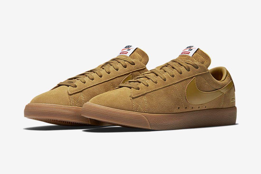 Supreme X Nike Sb Blazer 8