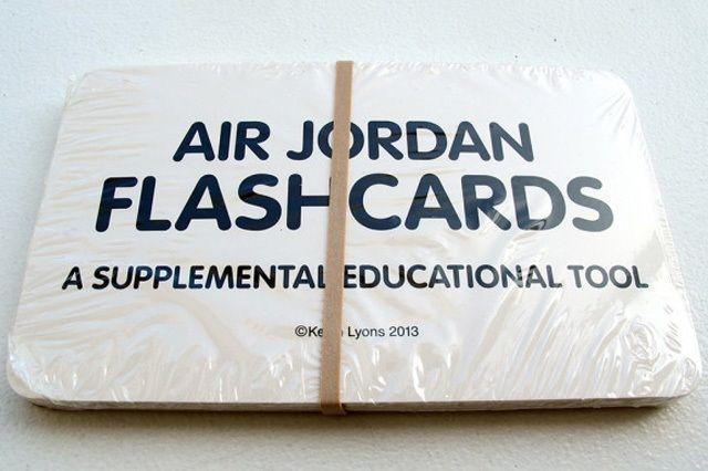 Air Jordan Flashcards Kevin Lyons 7