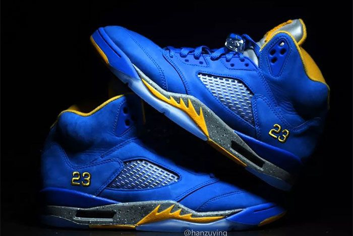 Air Jordan 5 Retro Jsp Laney Cd2720 400 Release Date 3