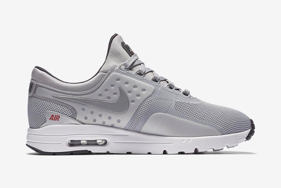 Nike Air Max Zero Wmns Metallic Silver Pack 11