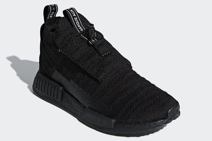 Adidas Nmd Ts1 Gore Tex Teiple Black 6