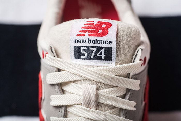 New Balance 574 Terry Cloth Pack 6