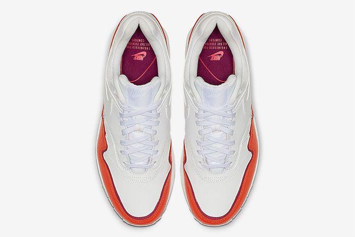 Nike Air Max 1 Layer Red Top