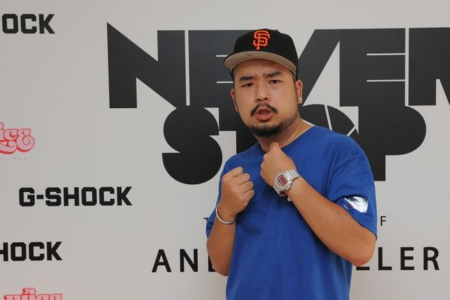 Juice Clot G Shock Party 6 2