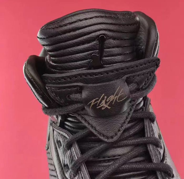 Air Jordan 5 Premium Triple Black7