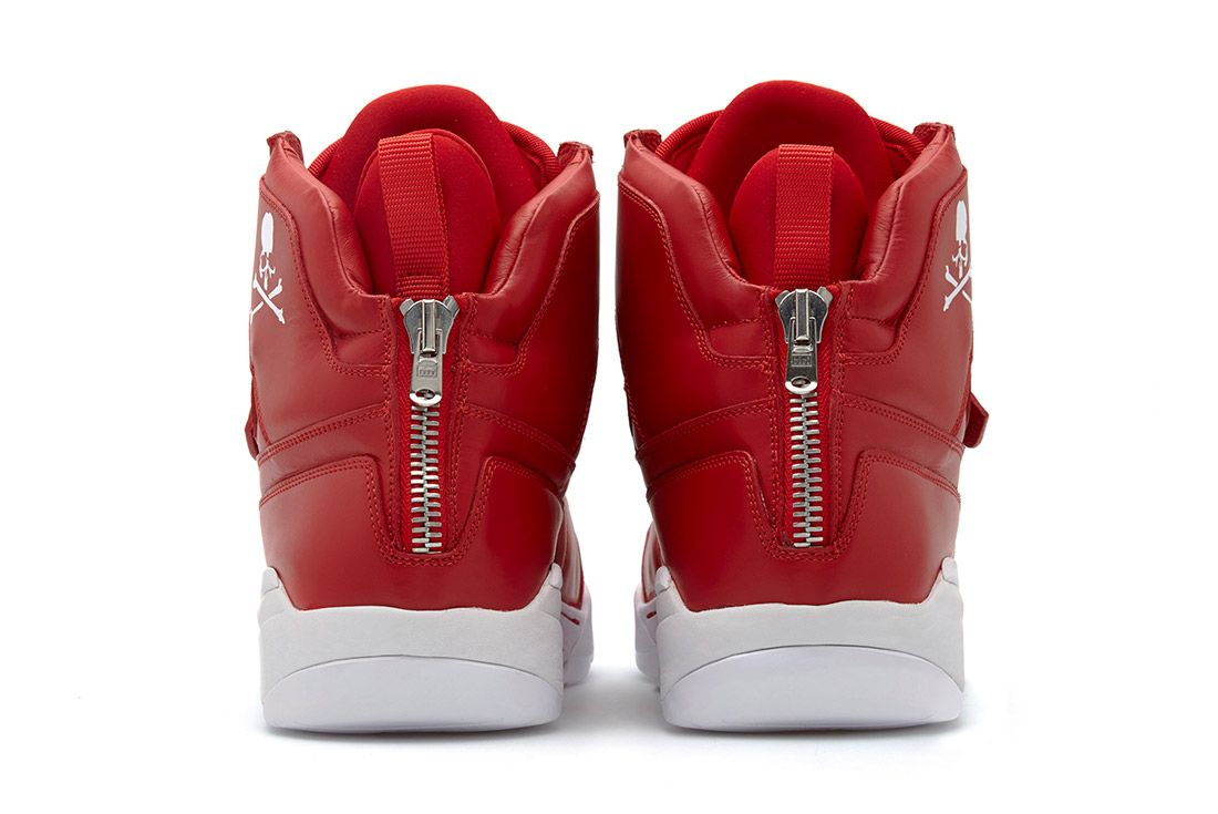 Search Ndesign X Mastermind Ghost Sox Sneaker Freaker Red 6