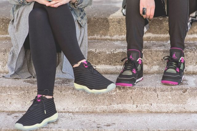 Jordan Future Womans