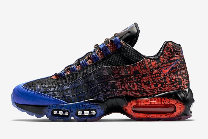 Nike Air Max 95 Doernbecher Side Shot 3