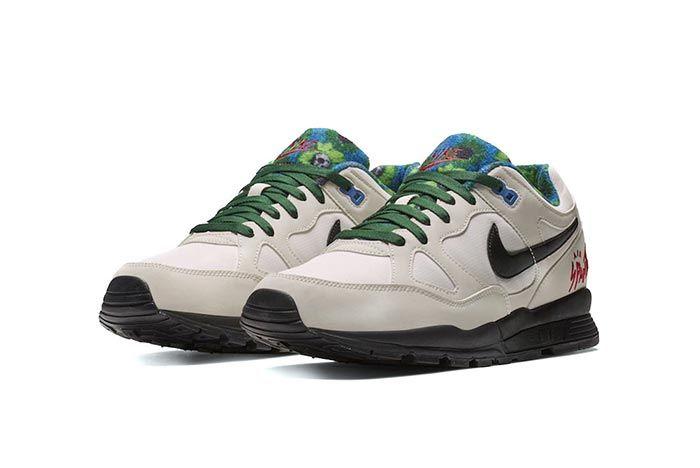 Nike Air Span 2 Floral Release 2