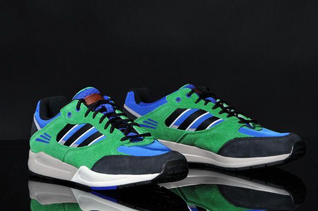 Adidas Tech Super Bluebird Real Green 2 11