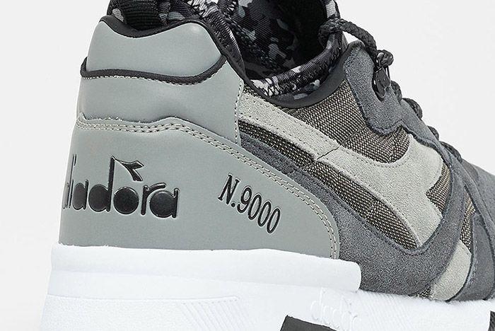 Diadora N9000 Camo Sneaker Freaker 2