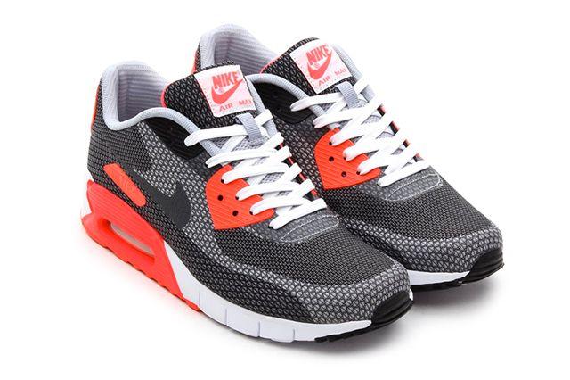 Nike Air Max 90 Jacquard Infrared