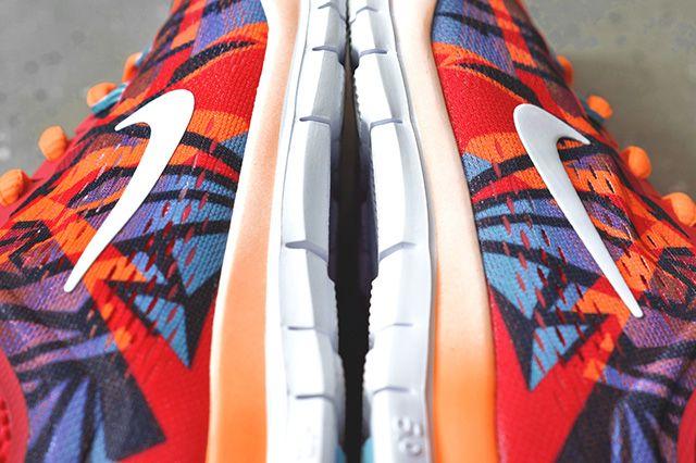 Nike Wmns Free Fractal Print