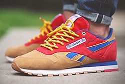 Snipes X Reebok Classic Leather Camp Out Thumb