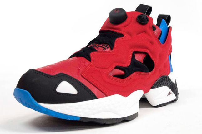 Marvel Reebok Insta Pump Fury Spider Man 02 1