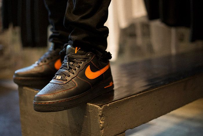 Vlone Nike Air Force 1 2