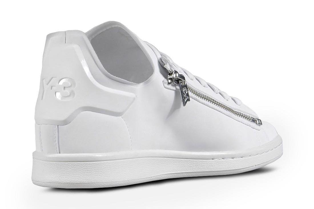 Yohji Yamamoto Adidas Y 3 Stan Smith Zip 2