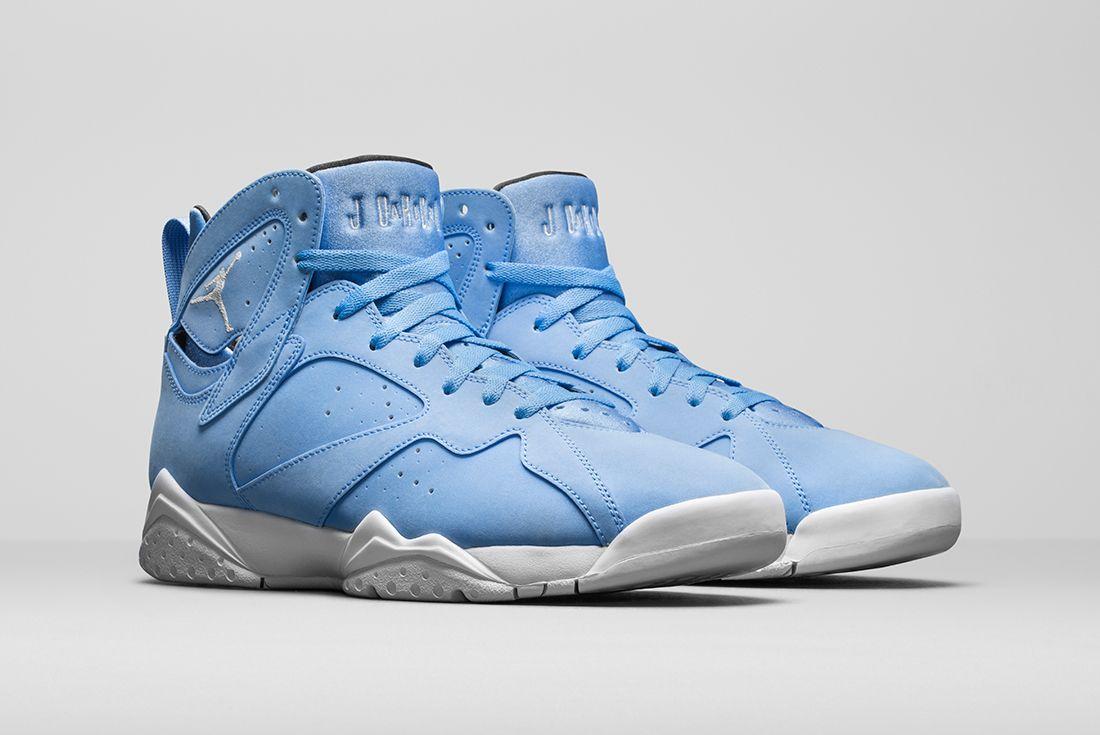 Air Jordan 7 University Blue6