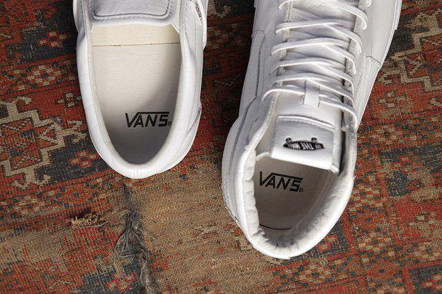 Vans Vault All White Basics Pack 2