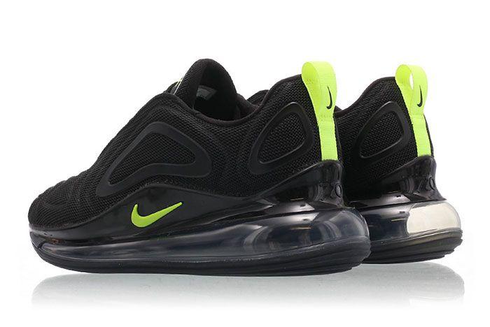 Nike Air Max 720 Volt Heel